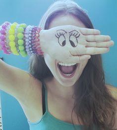 smile girl criative