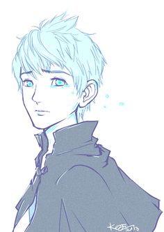 """RotG Jack Frost """"Why can't they see me?!"""""""