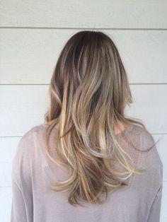 I love my #hair! #balayage #highlights