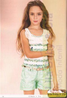 427e51cf39162e 47 melhores imagens de Estampas | Baby clothes girl, Girl clothing e ...