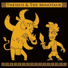 The Minotaur By Kids, For Kids Story Time podcast