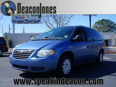 2007 Chrysler Town & Country, 95,041 miles, $7,889.