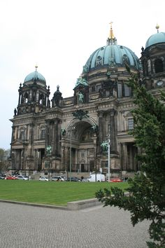 On a tour through Berlin