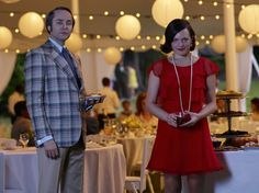 "Pete & Peggy - ""Mad Men"" season 7"