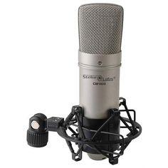 Studio Condenser Cardioid Microphone at MCM Electronics