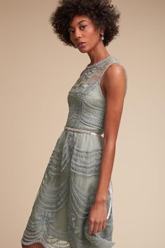 Anessa Dress from @BHLDN
