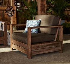 The CANVAS Modena Chair Is Perfect For Lounging On The Patio All Summer  Long.