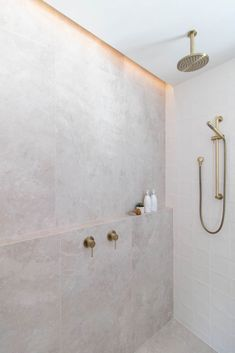 hamptons bathroom Hamptons luxe bathroom reno thats loaded with Bathroom Renos, Laundry In Bathroom, Small Bathroom, Bathroom Ideas, Remodel Bathroom, Bathroom Organization, Bathroom Niche, Bathroom Shelves, Bathroom Feature Wall Tile