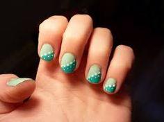 Resultado de imagen para diseños de uñas faciles con esmalte paso a paso