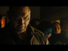 """BLADE RUNNER 2049 - """"2048: Nowhere to Run"""" Short -- Journey into the world 2049 with a replicant on the run. Dave Bautista is Sapper Morton. #BladeRunner2049, in theaters October 6. 
