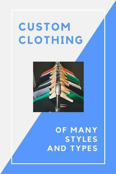 (Custom Clothing Of