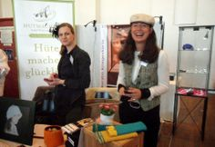 Unternehmerinnen von heute auf der 2.UTS-Messe