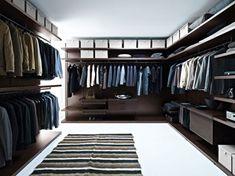 Useful Design Ideas To Organize Your Bedroom Wardrobe Closets 19