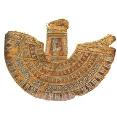 An Egyptian Cartonnage Broad Collar, Late Period ca 664 -332 BC | Sands of Time Ancient Art