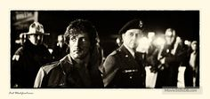 A gallery of First Blood publicity stills and other photos. Featuring Sylvester Stallone, Brian Dennehy, Richard Crenna, Jack Starrett and others. Brian Dennehy, First Blood, Sylvester Stallone, Movies, Photos, Amp, Xmas, Pictures, Films