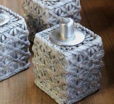 De cement oliebrander is één van de schattigste woonaccessoires binnen de collectie van Polder TEAK. Cement heeft een kil imago, maar niks is minder waar!