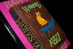 Warrior Cat Birthday by Imagine It Iced Cakes By Lisa, via Flickr