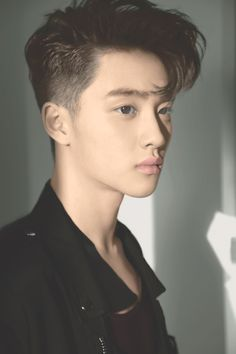 Pure, Melted, Shameless - oneshot smut exo exok kyungsoo exodo - Kyungsoo (D. Kyungsoo, Chanyeol, Kaisoo, Hair And Beard Styles, Short Hair Styles, Exo 12, Kim Minseok, Xiuchen, Exo Korean