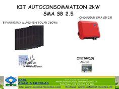 kit autonome climatisation 3000w 4 panneaux 260wc munchen solar 28 kw h de stockage 1. Black Bedroom Furniture Sets. Home Design Ideas