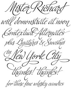 Fancy Tattoo Fonts | Ministry Script by Sudtipos Type - Veer.com