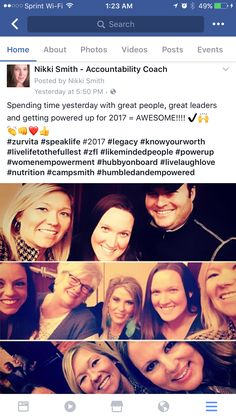 A word: INCREDIBLE! That is what our Super Saturday training was with Zurvita. May 2017 will make 4 years my family started the Zeal For Life products through Zurvita. Daily I am grateful!  If you are interested in improving your nutrition, message me; I would love to talk with you. If you keep your options open for opportunity that won't interfere with your current job, let's talk and see if you qualify; send me a message.  👏👊👍✔️❤  You can also view my website at…