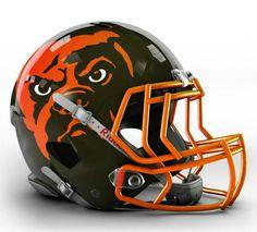 Artist creates concept helmets for NCAA football teams 32 Nfl Teams, College Football Teams, High School Football, Football Fans, New Nfl Helmets, Cool Football Helmets, Custom Helmets, Helmet Logo, Nfl Gear