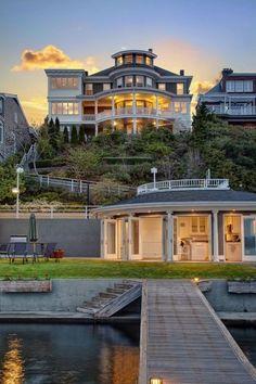 3124 E Laurelhurst Dr NE Seattle, WA 98105- Love this house. Only 5 Million.