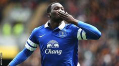 Lukaku scores for Everton as his loan period comes to an end in the 2-0 win at Hull.