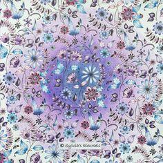 1148 Best Coloring Johanna Basford Secret Garden Images On