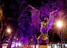 Nueva Iluminación en Paseo de la Reforma