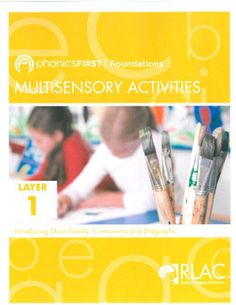 This book includes 32 activities to enhance sound recall for short vowels, consonants, and digraphs.