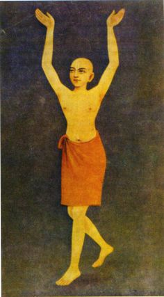 Golden Gauranga, lord of my heart
