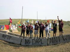 Nearly forty students from the Crazy Horse School traveled to Cannonball, North…