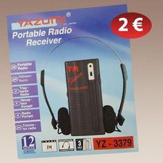 Ραδιόφωνο με ακουστικά 2,00 € Electronics, Consumer Electronics