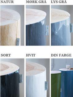 Home / Scandinavian product design FARGEVARIANTER