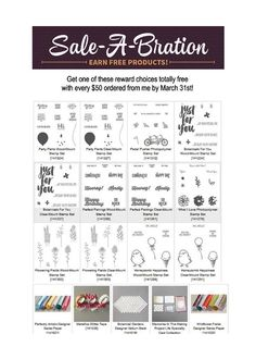 Only three days left to spend $50 (before s/h & tax) from Stampin' Up! and receive one of these items free!!!