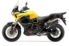YAMAHA Super Tenere - is a comfortable long-distance tourer Enduro, Yamaha Motorcycles, 60th Anniversary, Motorcycle Parts, Black N Yellow, Motorbikes, Touring, Bmw, Adventure