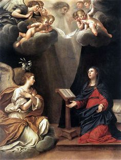 Annunciation 66 | by Waiting For The Word