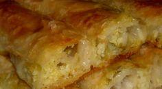 posna pita sa prazilukom i pirincem