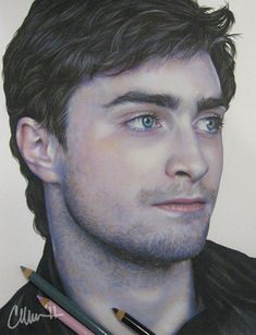Daniel Radcliffe Drawing by Live4ArtInLA on DeviantArt