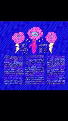 Are You What You Want to Be #FosterthePeople