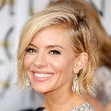 Image result for sienna miller bob