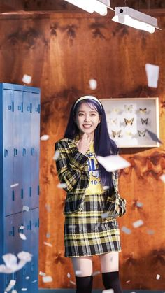 Korean Girl, Asian Girl, My Girl, Cool Girl, Korean Blouse, Chica Cool, Instyle Magazine, Cosmopolitan Magazine, Iu Fashion