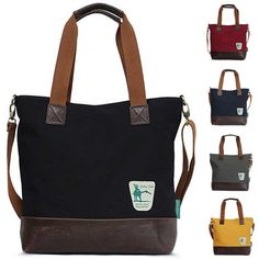 8442bc4306 Black Canvas Tote Bag Messenger Bags for School Yellowstone 2008