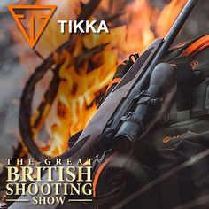 Tikka rifles are manufactured in Findland but sold on all continents. Be sure to keep an eye out for the Tikka range at The Great British Shooting Show 2017. Tickets are available online now Shootingshow.co.uk #Tikka #rfles #shooting #hunting #precision #accuracy #scope #mounts #ultimate #BritishShootingShow #ShootingShow #BSS #buytickets #thingstodo