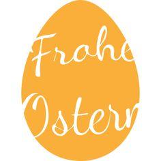 Aufkleber Frohe Ostern 9