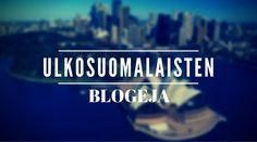 Ulkosuomalaisten blogeja: lista ja mistä niitä löytyy