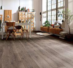 PVC hout laminaat vloer 4