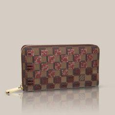 Zippy Wallet via Louis Vuitton