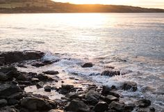 Gullane, Scotland #sunset